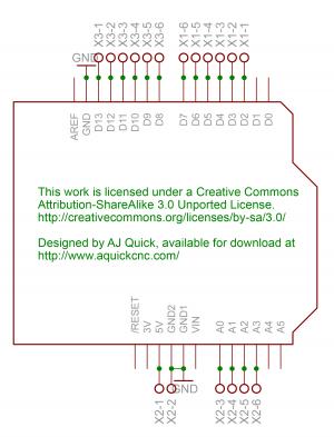 Grbl Screw Shield - CNC xyz Wiki